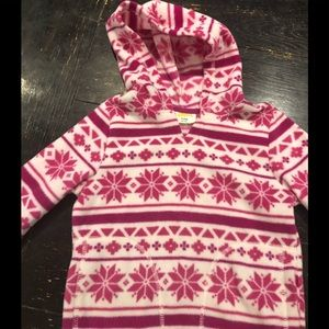 Crazy 8/Girls/Pullover With Hood/Size 5-6